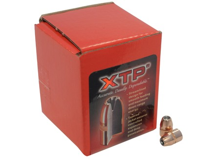Hornady XTP Bullets 32 Caliber (312 Diameter) 85 Grain Jacketed Hollow Point Box of 100