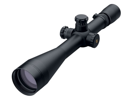 Leupold Mark 4 Long Range Tactical M1 Rifle Scope 30mm Tube 6.5-20x 50mm Side Focus TMR Reticle Matte