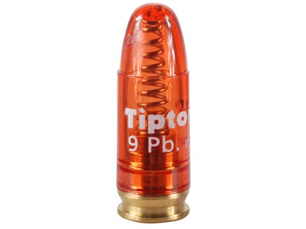 Tipton Snap Cap 9mm Luger Polymer Package of 5
