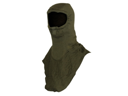 Military Surplus Combat Vehicle Crewman Balaclava New Condition Nomex Olive Drab