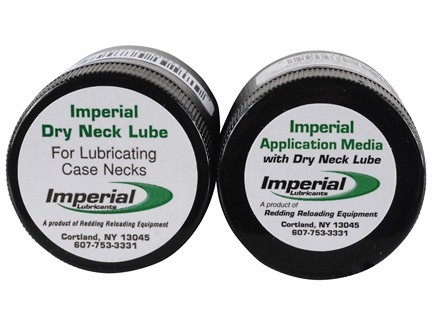 Imperial Dry Neck Lube Convenience Pak