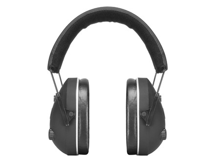 Caldwell Platinum Series G3 Electronic Earmuffs (NRR 21 dB) Black