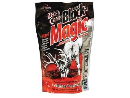 Evolved Habitats Deer Cane Black Magic Deer Attractant Powder 4.5 lb