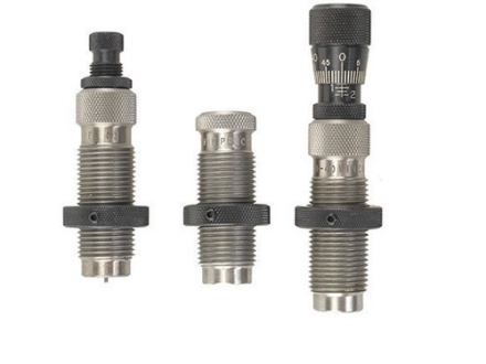 Redding Competition Pro Series Carbide 3-Die Set 45 Colt (Long Colt), 454 Casull
