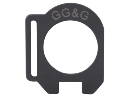 GG&amp;G Slot End Plate Sling Mount Adapter Benelli M4 12 Gauge Aluminum Matte