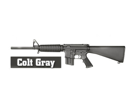 Lauer DuraCoat Firearm Finish Colt Gray 4 oz