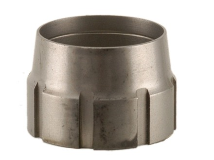 Savage Arms Standard Shank Barrel Lock Nut 10, 110 Series Stainless Steel