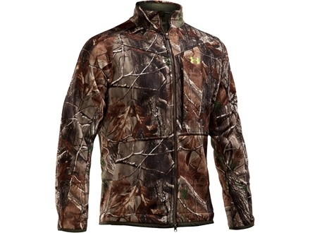 Under Armour Men&#39;s The Rut Scent Control Jacket Polyester