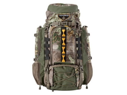 Tenzing TZ 5000 Backpack Nylon Ripstop Realtree Max-1 Camo
