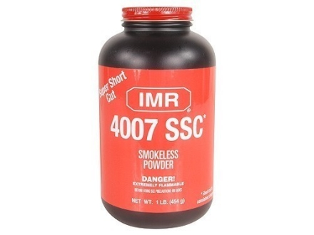 IMR 4007 SSC Smokeless Powder