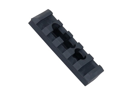 ERGO Picatinny Rail with Mounting hardware Polymer Black