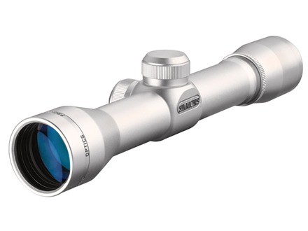 Simmons ProHunter Pistol Scope 4x 32mm Truplex Reticle Silver