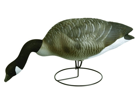 Flambeau Storm Front Full Body Feeder Pack Canada Goose Decoys Pack of 6