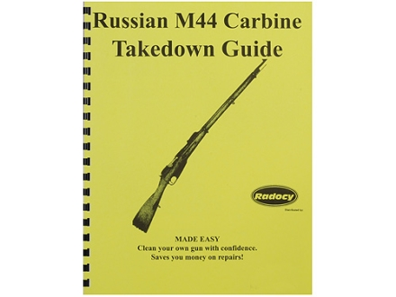 "Radocy Takedown Guide ""Russian M44 Carbine"""
