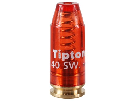 Tipton Snap Cap 40 S&W Polymer Package of 5