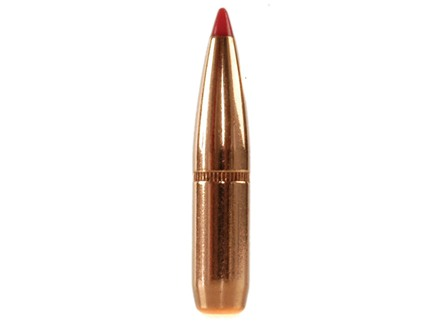 Hornady InterLock Bullets 264 Caliber, 6.5mm (264 Diameter) 140 Grain SST Boat Tail Box of 100