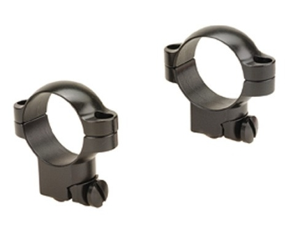 Leupold 30mm Ring Mounts Ruger 77 Matte High