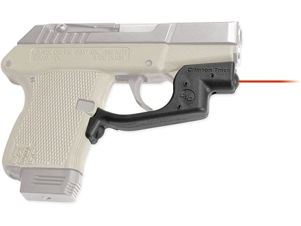 Crimson Trace Laserguard Kel-Tec P3AT, P32 Polymer Black