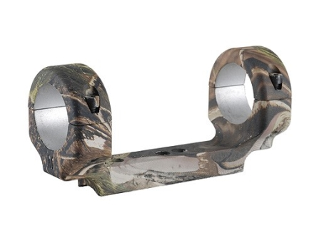 "DNZ Products Game Reaper 1-Piece Scope Base with 1"" Integral Rings Thompson Center Encore, Omega, Triumph APG Camo Medium"