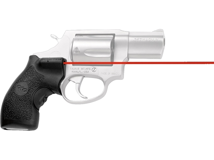 Crimson Trace Lasergrips Taurus Small Frame Revolver Polymer Black