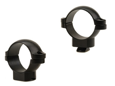 Leupold 1&quot; Standard Rings Matte Medium