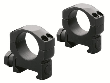 Leupold 30mm Mark 4 Picatinny-Style Rings Matte Medium