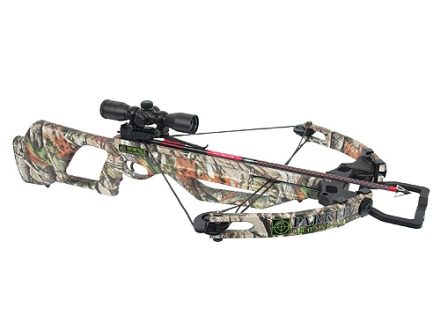 Parker Hornet Extreme 165 Crossbow Package with 3x 32mm Illuminated Multi-Reticle Scope Next Vista Camo