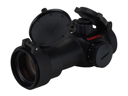 Tasco ProPoint TS Red Dot Sight 32mm Tube 1x 5 MOA Dot with Weaver-Style Ring Matte