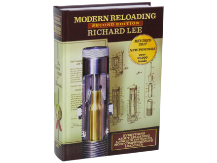 Lee &quot;Modern Reloading 2nd Edition, Revised&quot; Reloading Manual