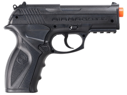 Crosman C11 Airsoft Pistol 6mm CO2 Semi-Automatic Polymer Black