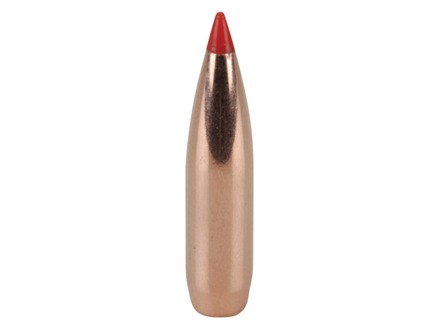 Hornady A-Max Bullets 264 Caliber, 6.5mm (264 Diameter) 120 Grain Boat Tail Box of 100
