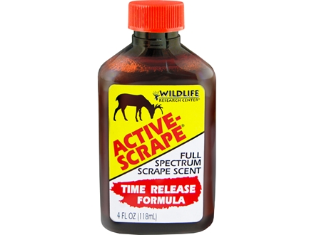 Wildlife Research Center Active Scrape Deer Scent Liquid