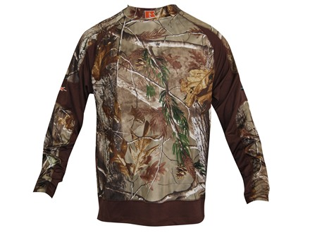 APX Men's L1 Alpine Base Layer Shirt Long Sleeve Polyester