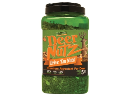 Primos Deer Nutz Deer Supplement Pellets 5.25 lbs
