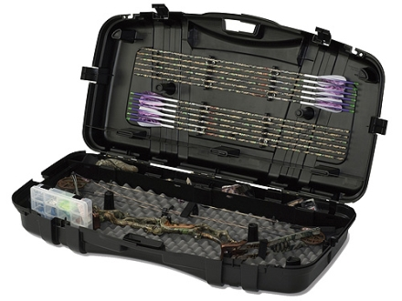 Plano Bow-Max Series XT 42&quot; Single Bow Case Polymer Black