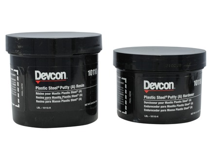 Devcon Plastic Steel Bedding Compound Putty 1 lb