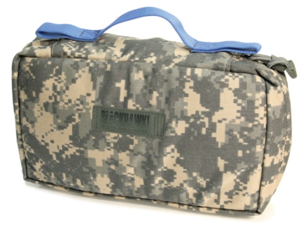 Blackhawk S.T.O.M.P. Medical Pack Accessory Pouch with Blue Handle Nylon