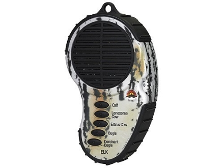 Cass Creek Ergo Electronic Elk Call with 5 Digital Sounds