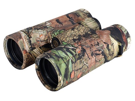 Leupold BX-2 Cascades Binocular 10x 42mm Roof Prism Armored Mossy Oak Break-Up Infinity Camo