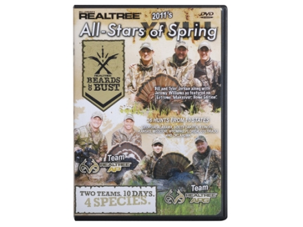 Realtree All-Stars of Spring 13 Video DVD