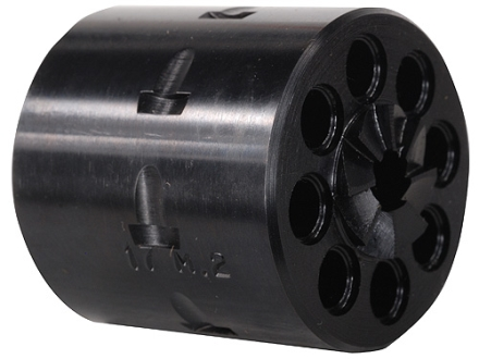 Story 8-Round Conversion Cylinder Ruger Single Six 17 Hornady Mach 2 (HM2) Steel Blue