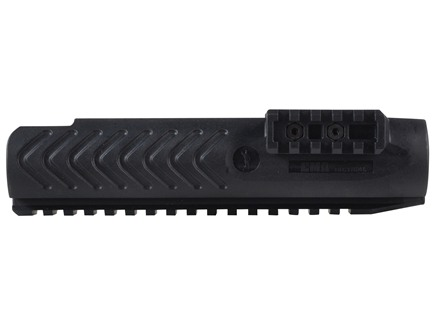 Command Arms 3-Rail Forend Mossberg 500, 590 12 Gauge Polymer Black