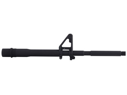 "DPMS Barrel LR-308 308 Winchester AP4 Contour 1 in 10"" Twist 16"" Chrome Moly Teflon Black with Front Sight Pre-Ban"