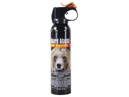Guard Alaska Bear Spray 9 oz Aerosol