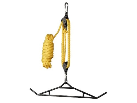 Hunter&#39;s Specialties Super Mag 6:1 Ratio Game Hoist System with Magnum Gambrel Steel