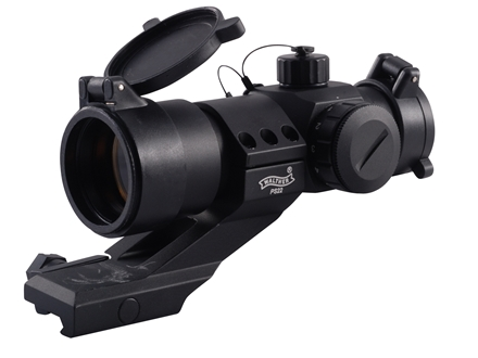 Walther PS 22 Tactical Red Dot Sight 30mm Tube 1x 5 MOA Dot with Picatinny-Style Mount Matte
