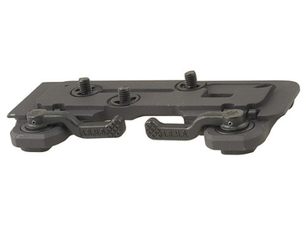 Trijicon Reflex Base #15 Throw Lever AR-15 Matte