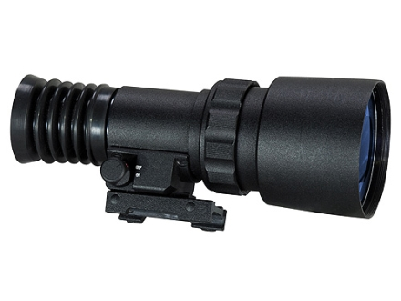 ATN PS22-3A 3rd Generation Night Vision Front Mounted Daytime Rifle Scope System with Integral Weaver-Style Mount Matte