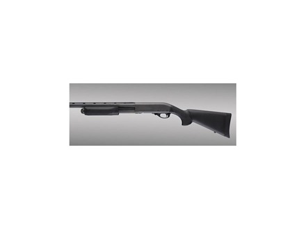 Hogue OverMolded Stock and Forend Remington 870 12 Gauge Synthetic