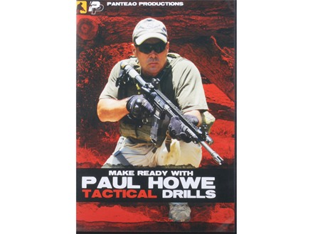 Panteao Make Ready with Paul Howe: Tactical Drills DVD
